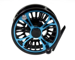NEWTON # 6/8 – Black/Ice Blue