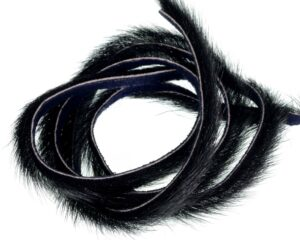 Seal Zonker Strips – Black