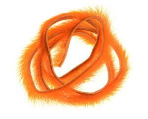 Seal Zonker Strips – Hot Orange
