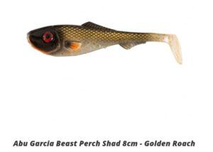 Beast Perch Shad Golden Roach 8cm 1st